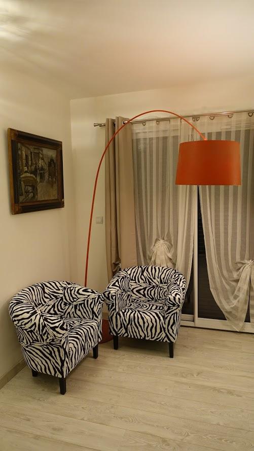 coin salon chambre romantique