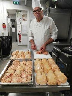 Alain le cuisinier